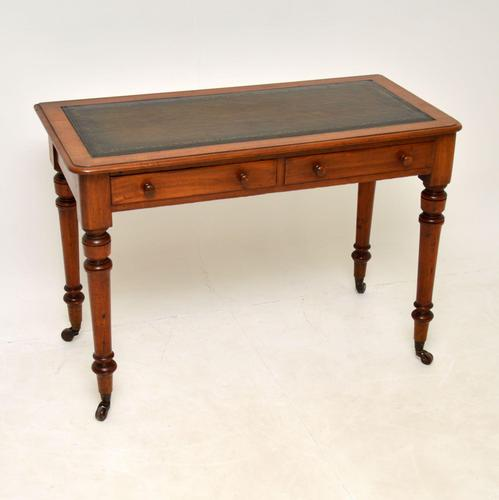 Antique Victorian Mahogany  Writing Table / Desk (1 of 9)