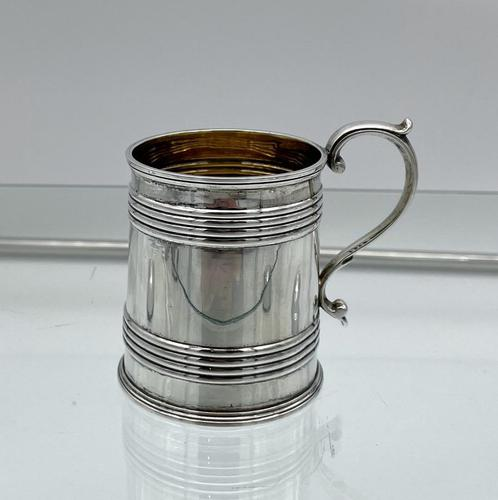 Antique Sterling Silver Christening Mug Edinburgh 1836 John Mckay (1 of 7)