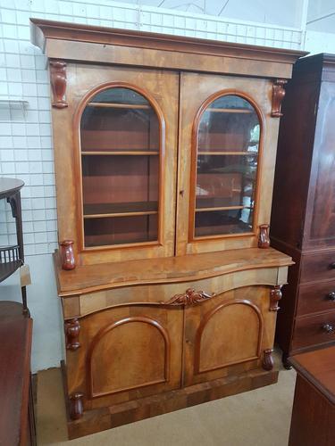 Serpentine Bookcase (1 of 4)