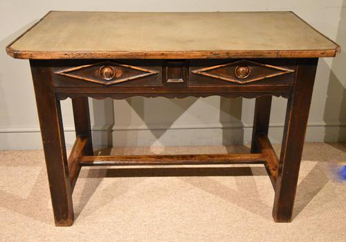 19th Century Provencal Prep Server Table Pine (1 of 5)