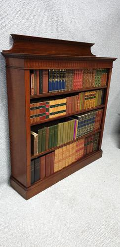 Excellent Quality Open Bookcase (1 of 10)