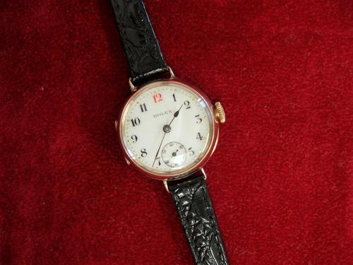Rolex Art Deco Wristwatch (1 of 4)