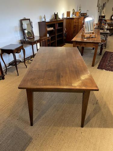 Small Cherrywood Farmhouse Table (1 of 4)