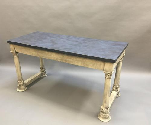 William IV Painted Console Table (1 of 12)