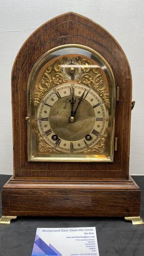 W&H Ting Tang Mantle Clock (1 of 7)