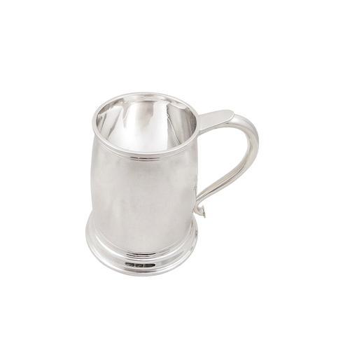 Vintage Sterling Silver Pint Mug / Tankard 1944 (1 of 9)