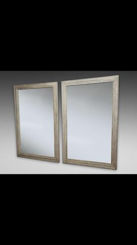 Pair of Large early 20th Century Mirrors (1 of 3)