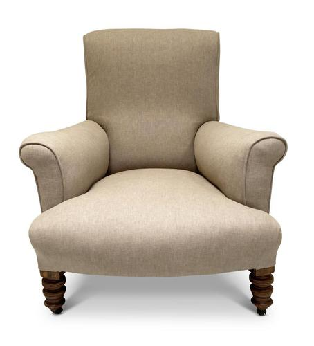 Scroll-back Armchair (1 of 5)