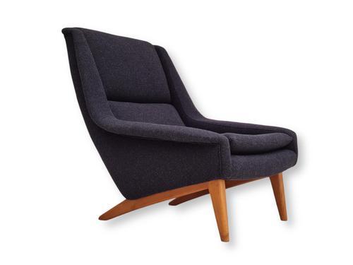 Danish Design by Folke Ohlsson, 1960s, Restored Relax Armchair (1 of 14)