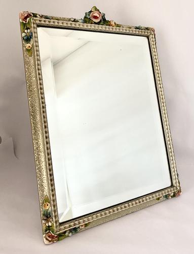 Barbola Table Mirror c.1930 (1 of 5)