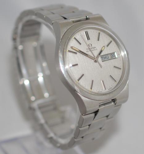 Omega 1972 Day Date Steel Wristwatch (1 of 6)