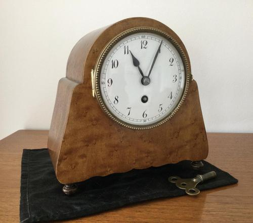 Lenzkirch Mantel Clock (1 of 9)