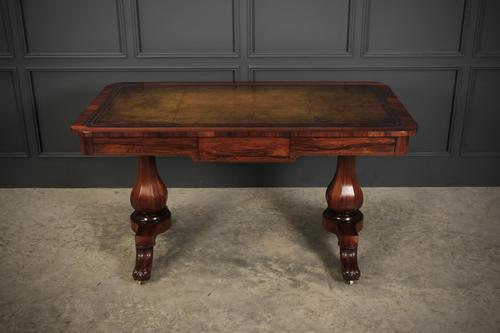 Rosewood Writing Table Desk (1 of 22)
