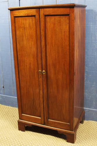 Small Mahogany Bedroom or Office Cabinet. 19th Century (1 of 10)