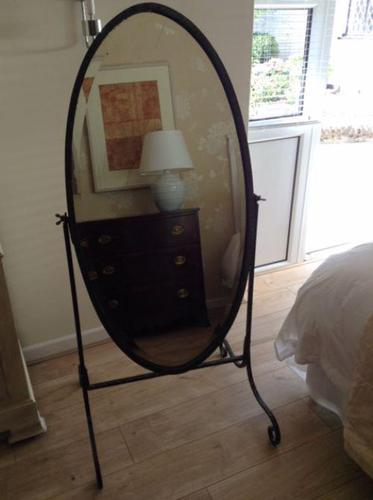 Cheval Mirror (1 of 2)