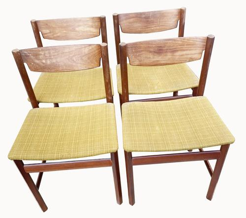 Four Dining Chairs by White & Newton (1 of 4)