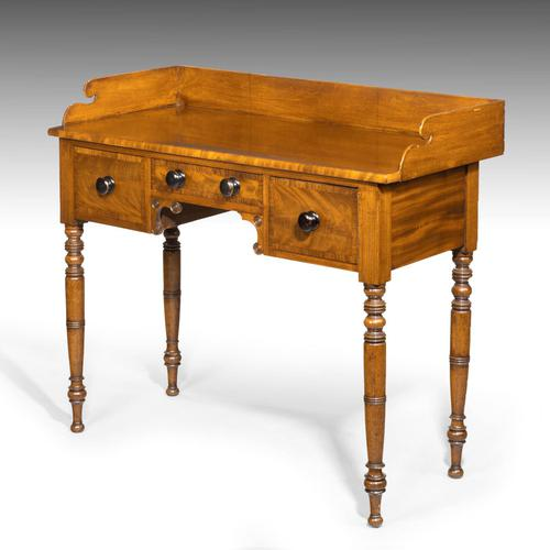 William IV Period Side or Serving Table in the Manner of Gillows (1 of 5)