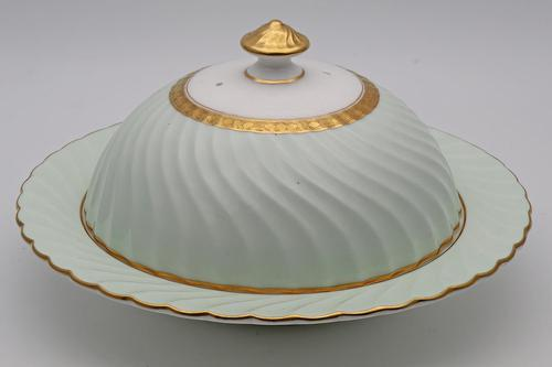 Rare Muffin Dish by Minton for Tiffany & Co New York (1 of 3)