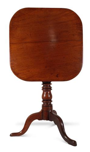 Square Tilt Top Table (1 of 5)