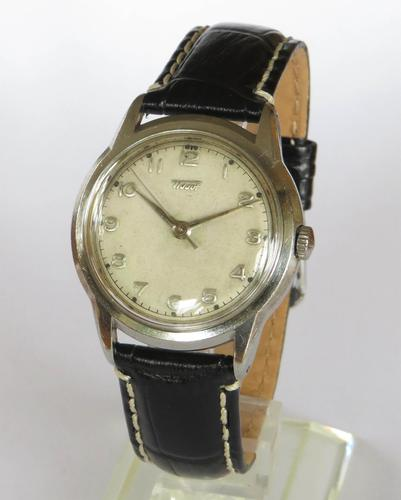 Gents Tissot Wrist Watch, 1959 (1 of 5)