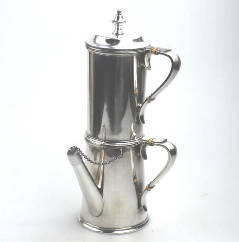 Extremely Rare Silver Plate Elkington Novelty Moorish Coffee Pot c.1901 (1 of 11)