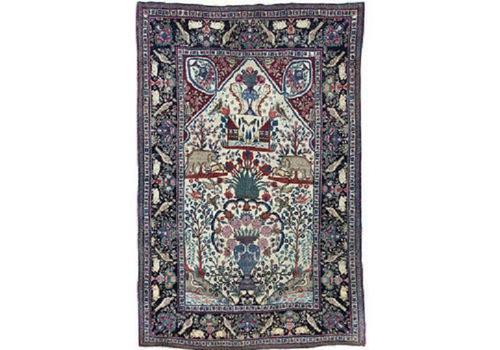 Antique Tehran Rug (1 of 11)