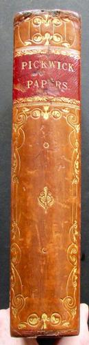 1837 1st Edition, The Pickwick Papers by Charles Dickens (1 of 5)