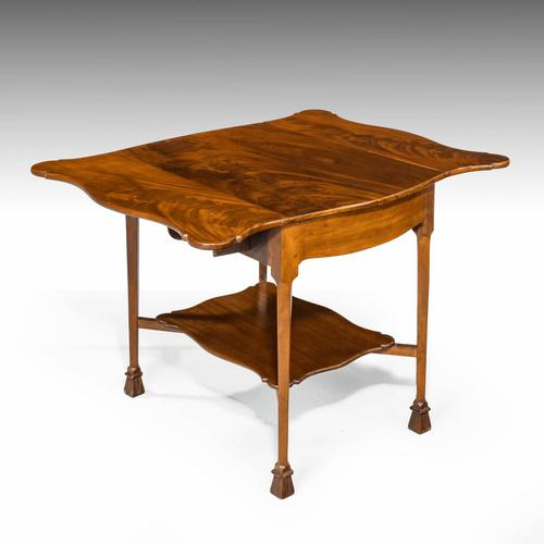 Most Attractive Late 19th Century Mahogany Pembroke Table (1 of 5)
