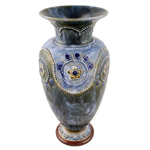 Royal Doulton Stoneware Vase (1 of 7)