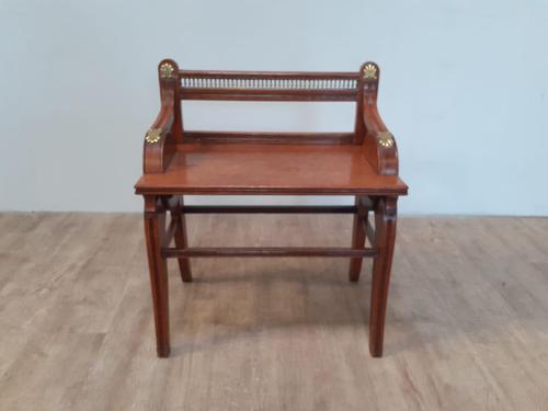 Aesthetic Window Seat in Oak (1 of 9)