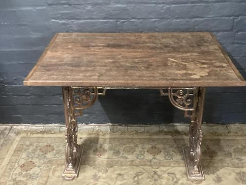 Victorian Enamelled Table (1 of 11)