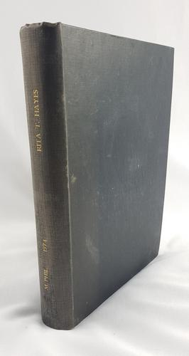 Rare 1974 Book / Manuscript Sorcery & Power Amoung The Kwoma of Sepik New Guinea (1 of 12)