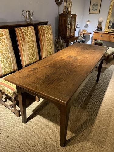 Chestnut Farmhouse Table 2 meters long (1 of 10)