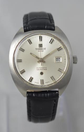 1970s Tissot Seastar Automatic Wristwatch (1 of 6)