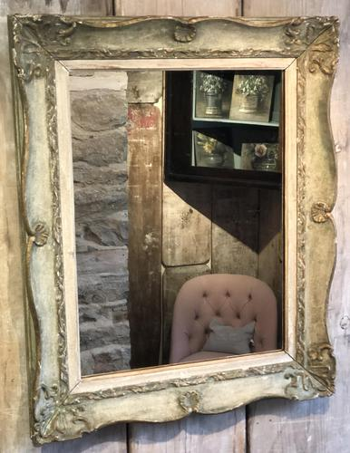 Antique French Mirror (1 of 2)
