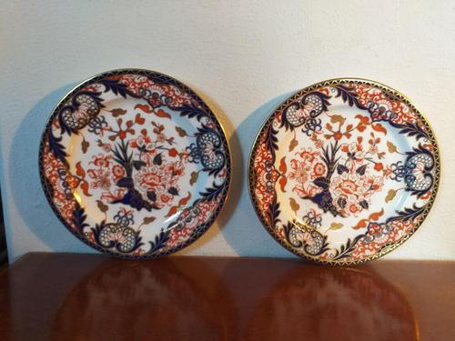 Royal Crown Derby Plates (1 of 6)