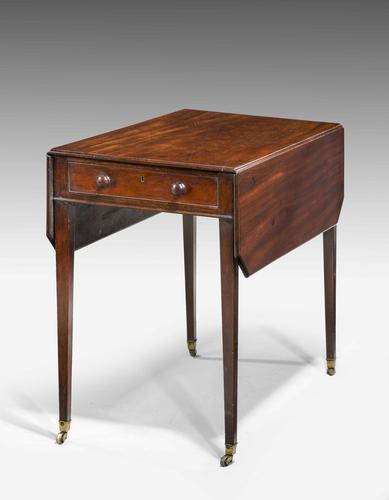 George III Period Pembroke Table (1 of 5)