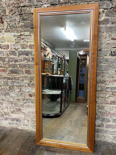 Art Deco Brass Mirror (1 of 3)