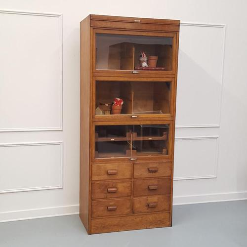 Dudley & Co, London Haberdashery Cabinet (1 of 6)