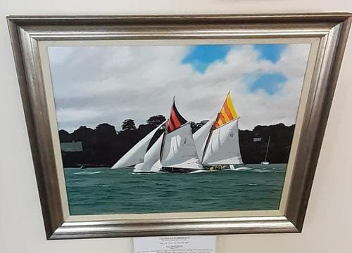 Falmouth Working Boat Painting (1 of 4)