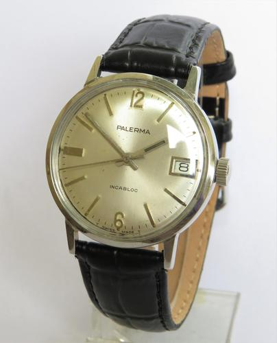Gents 1960s Palerma Wrist Watch (1 of 4)