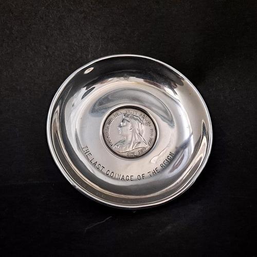 Sampson Mordan Coin Dish (1 of 3)
