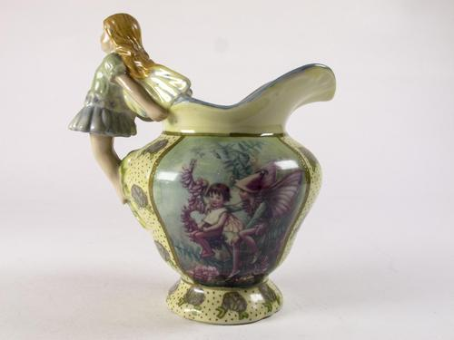 Braithwaites Fairy Lustre Ware of Cumbria Small Jug (1 of 6)