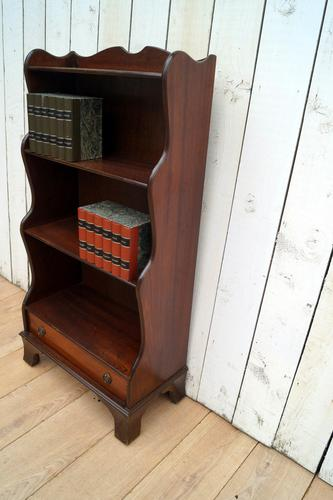 Waterfall Bookcase (1 of 7)