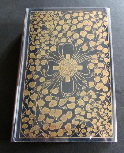 1908 The Poems of W. B. Yeats Bound in Original Gilt Decorated Binding (1 of 4)