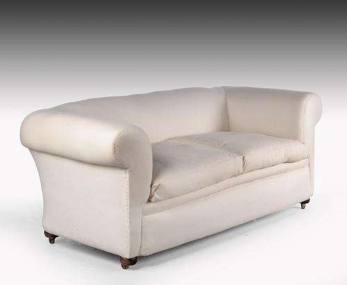 Good Early 20th Century  Chesterfield Style Two Seater Sofa (1 of 3)