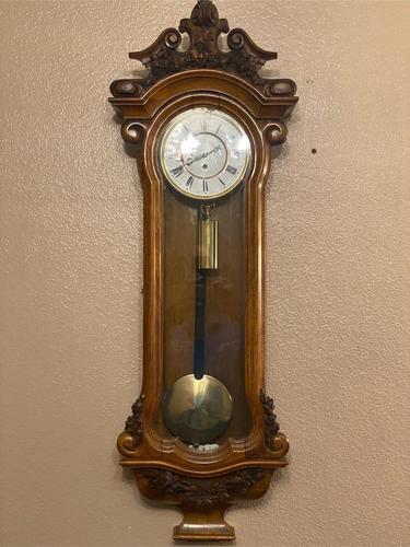Single Weight Vienna Clock (1 of 9)
