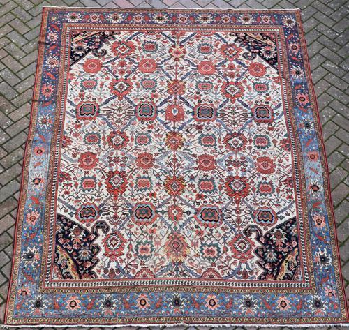 Very Fine Apntique Malyor Carpet 280x208cm0p0 (1 of 10)