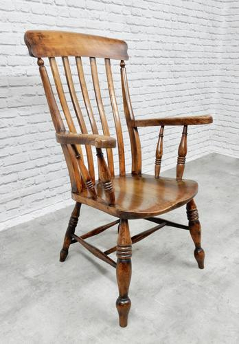 Lathback Windsor Armchair (1 of 8)