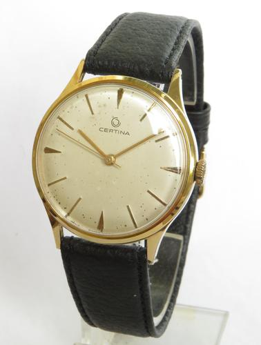 Gents 1960s Certina Wrist Watch (1 of 5)